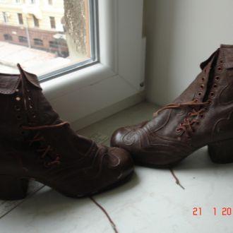 Ботинки обувь 20-30е годы СССР