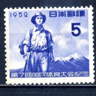 Япония. Спорт 1952 **