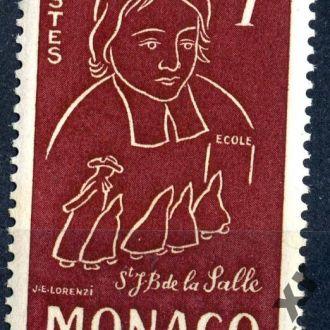 Монако. Личности** 1954