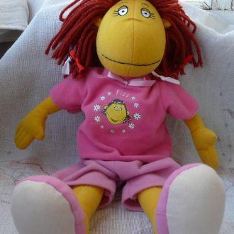 лялька кукла 35см Fizz