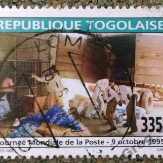 марки Тоголезе почта с 1 гривны