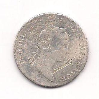 Австрия,1832г., 20 крейцеров