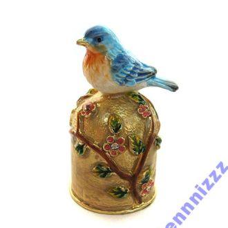 Наперсток коллекционный Птичка, В наличии!