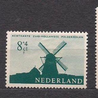 Нидерланды*, 1963г., культурное наследие