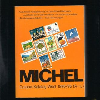 ФРГ,1996г., каталог марок MICHEL, 2 тома