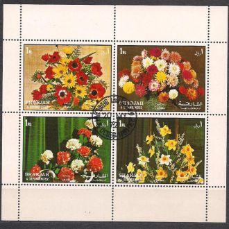 Шариан,1972г., флора, цветы