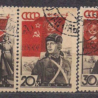 СССР,1938г.,20 лет армии и флота СССР