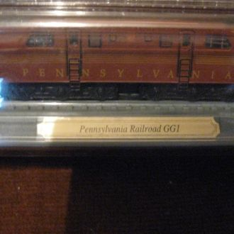 Del Prado Pennsylvania Railroad GG1 Стендовая1:160