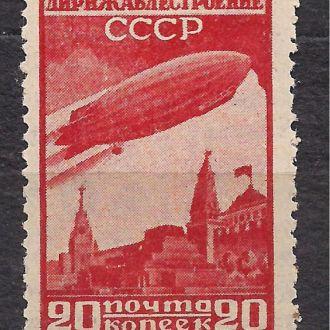 СССР**,1931г., дирижаблестроение в СССР