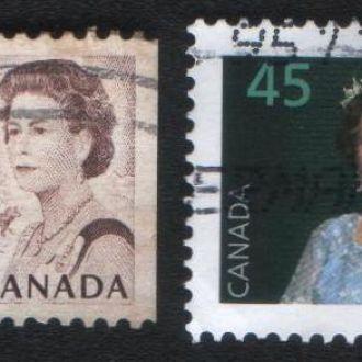 Канада. Королева Елизавета II