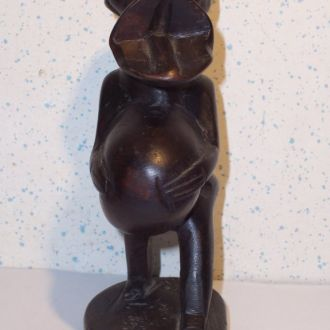 Идол, богиня плодородия, Африка, 1960-70е