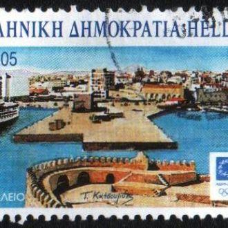 Греция (2004) Город Ираклион