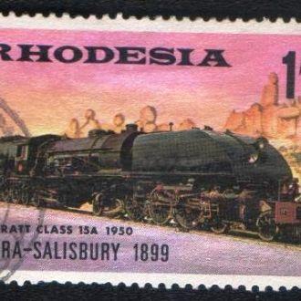 Родезия (1969) Паровоз
