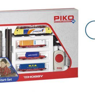 Стартовый набор Товарный состав PIKO 57182