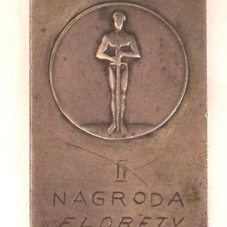 Фехтование, серебро, Львов, Польша, Украина, 1927