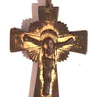 Казацкий большой крест, дукач, Украина, 1780-90ые