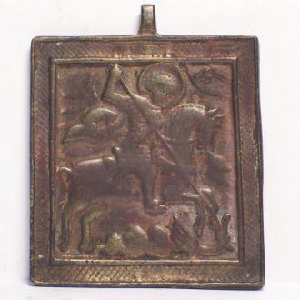 cв. Георгий Победоносец, Украина, 17-18 век
