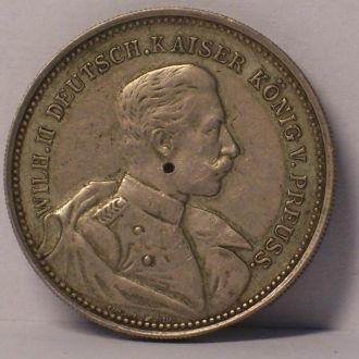 Кайзер Вильгельм ІІ, ПМВ, Германия 1914-18 года