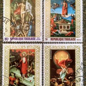 марки Тоголезе религия