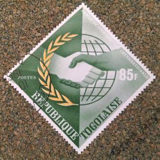 марки Тоголезе с 1 гривны