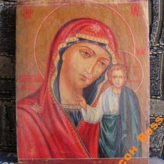 Чудотворная Икона Казанской Пресвятой Богородицы