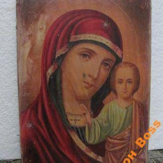 Икона Божьей Матери Казанской