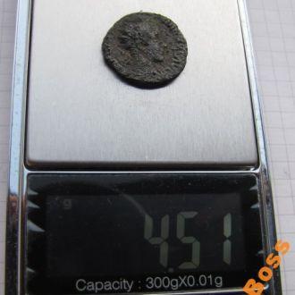 Монета Древнего Рима (оригинал): имп. Гордиана III