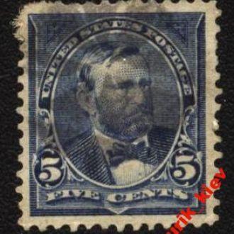 США1898 г.№ 281 гаш
