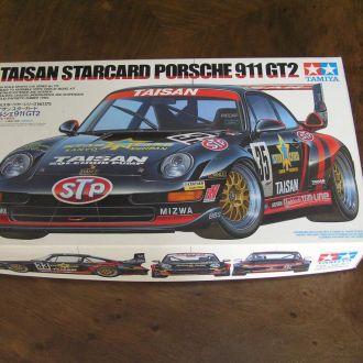 Tamiya Porsche 911GT2 Taisan  1/24