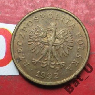 ПОЛЬША 1 грош 1992 г.