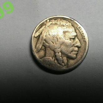 5 центов США 1924 год