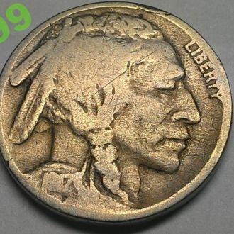 5 центов 1917 года США