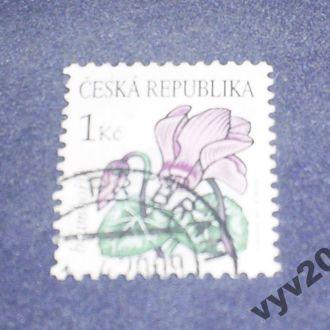 Чехия-2007 г.-Цветок