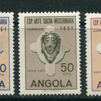 Ангола Португальская 1952 год Серия *