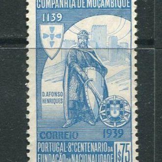 Мозамбик Португальский 1940 год Одиночка (*)