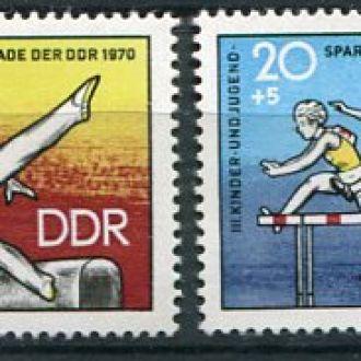 ГДР ФРГ лот 30
