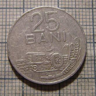 Румыния, 25 бани 1982 (алюминий)
