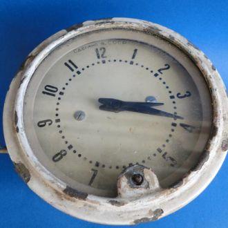 Часы от старого авто СССР.