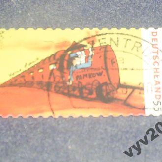 Германия-2010 г.-Поезд