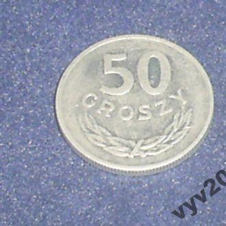 Польша-1983 г.-50 грош