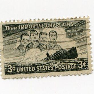 США 1948 ФЛОТ ПАРОХОД