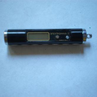 часы Электроника 5 тонкая