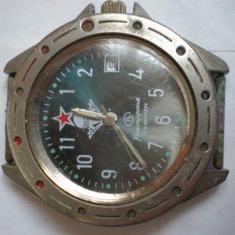часы Восток командирские рабочий баланс 1804