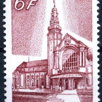 Люксембург. Архитектура (концовка) ** 1976 г.
