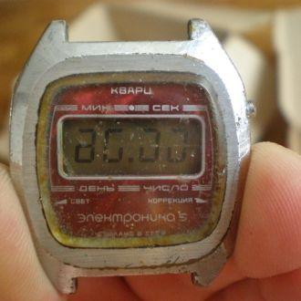 часы Электроника 5  009