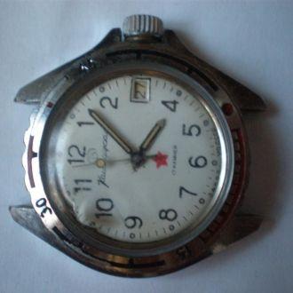 часы Восток Командирские рабочий баланс 16117