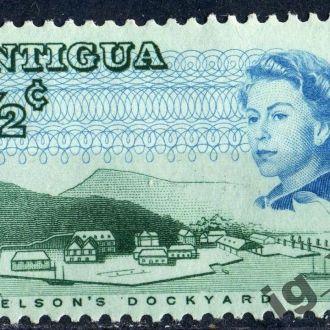 Антигуа. Порт* 1966