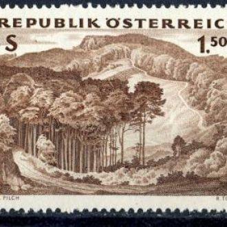 Австрия. Природа (серия)** 1962 г.