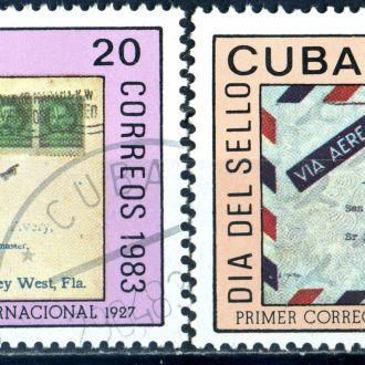 Куба. Почта (серия) 1983 г.