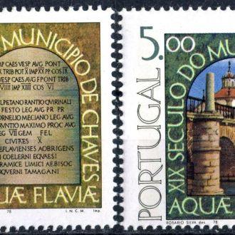 Португалия. История (серия) ** 1978 г.